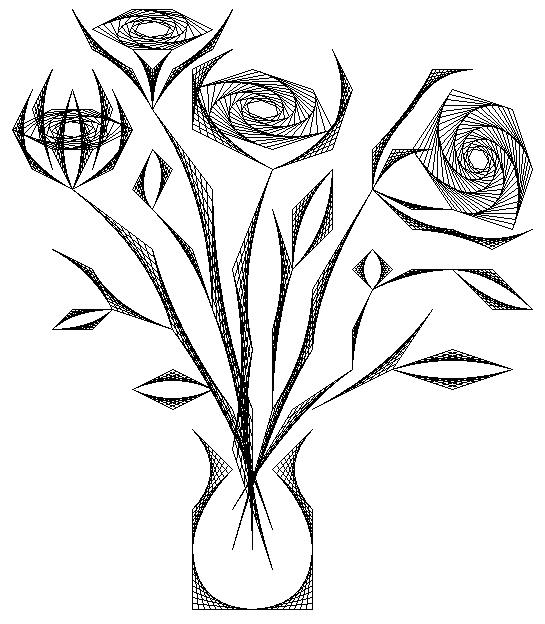 Pencil  Drawings Of Roses